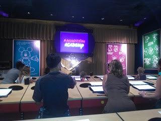 The Animation Academy – My favorite hidden spot at WDW
