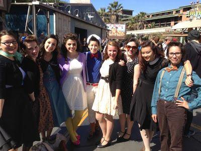 Dapper Day at the Disneyland Resort