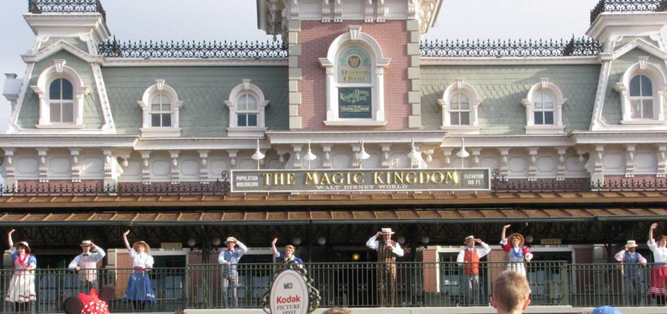 The Case for being at Park Opening at Walt Disney World