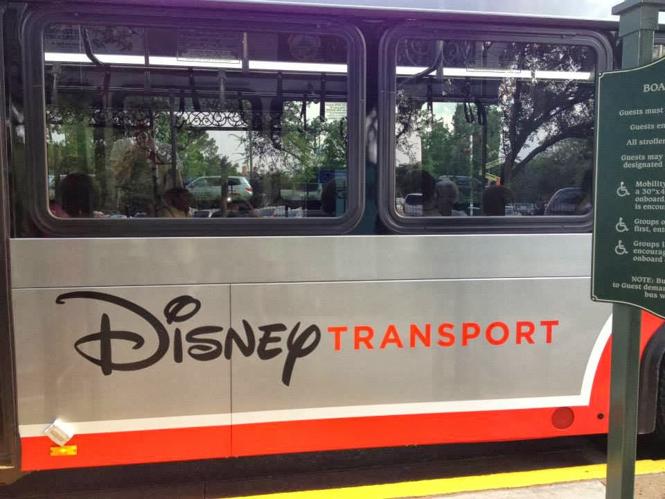 Disney Transportation in Walt Disney World