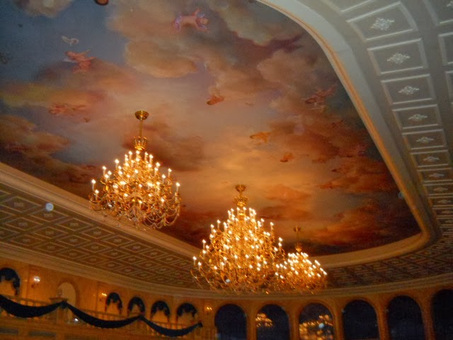 Magic Kingdom's Be Our Guest Restaurant for Lunch!