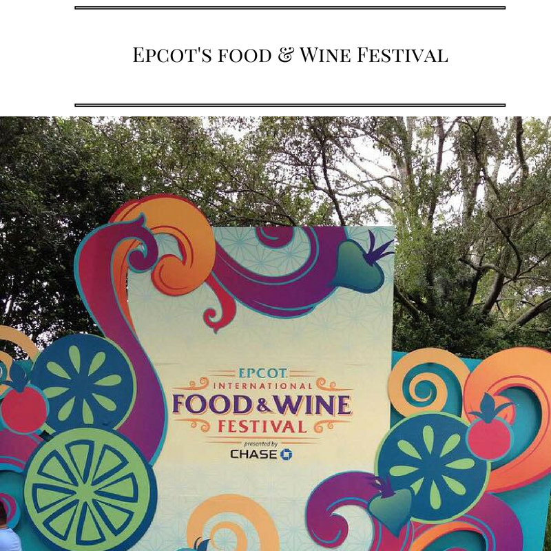 Awesome Advice for Epcot's Food & Wine Festival