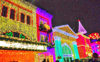The Osborne Family Spectacle of Dancing Lights – A Disney Christmas Must See!