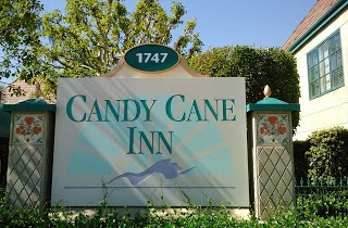 Disneyland Good Neighbor Hotel: Candy Cane Inn, Anaheim