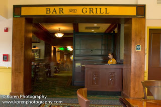 The Turf Club Bar and Grill at Disney's Saratoga Springs