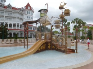 The New Villas at the Grand Floridian in Walt Disney World