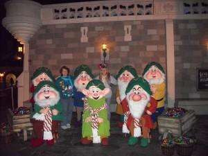 Mickey's Not-So-Scary Halloween Party vs. Mickey's Very Merry Christmas Party