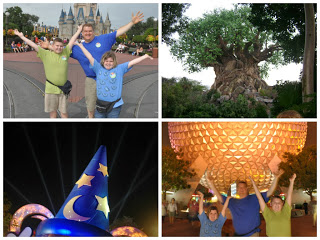Walt Disney World ~ One Day In All 4 Parks!