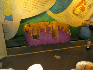 The Many Adventures of Winnie the Pooh Ride at Walt Disney World