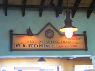 Conservation Station at Walt Disney World's Animal Kingdom