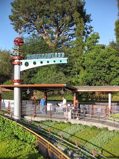 The Disneyland Railroad