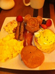 Breakfast at The Wave at the Walt Disney World Resort