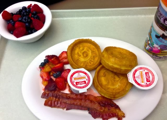 Breakfast at Landscape of Flavors at Walt Disney World's Art of Animation Resort