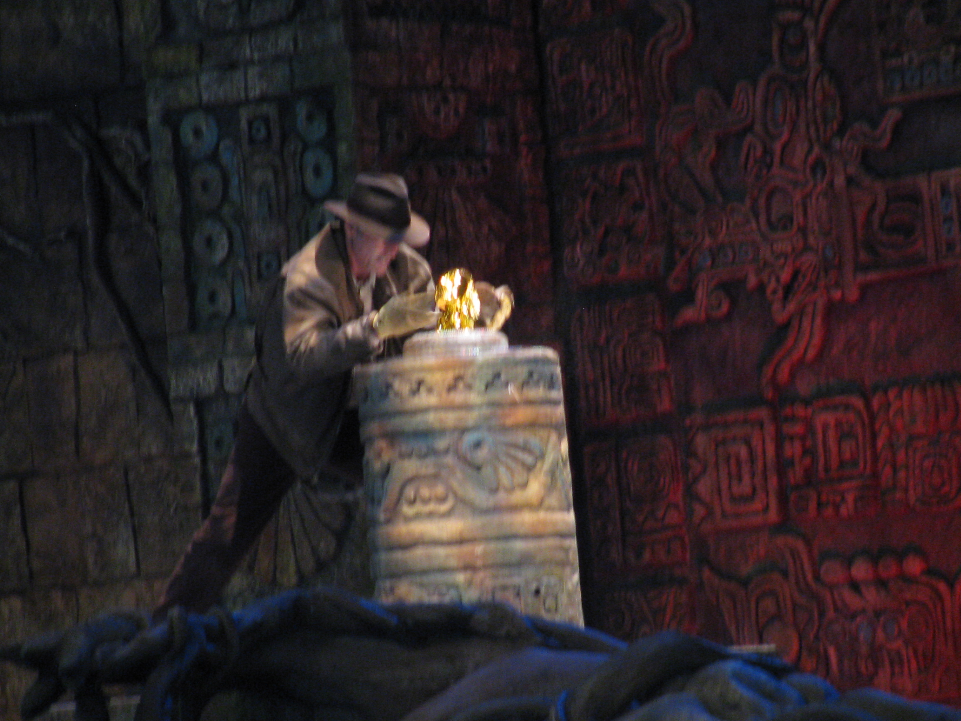 Disney's Hollywood Studios – The Indiana Jones Epic Stunt Spectacular