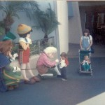 Pinocchio Meet and Greet