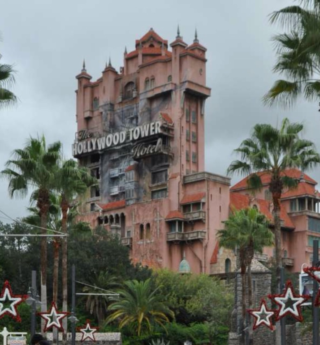 The Twilight Zone's Tower of Terror at Walt Disney World's ... Tower Of Terror Disney World Inside Video
