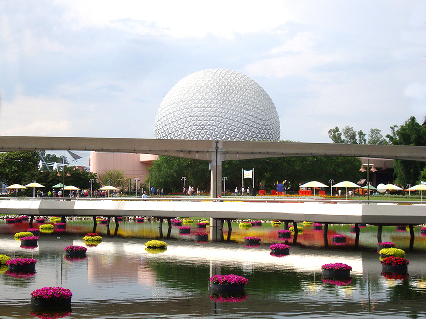 Epcot International Flower and Garden Festival 2014 at Walt Disney World