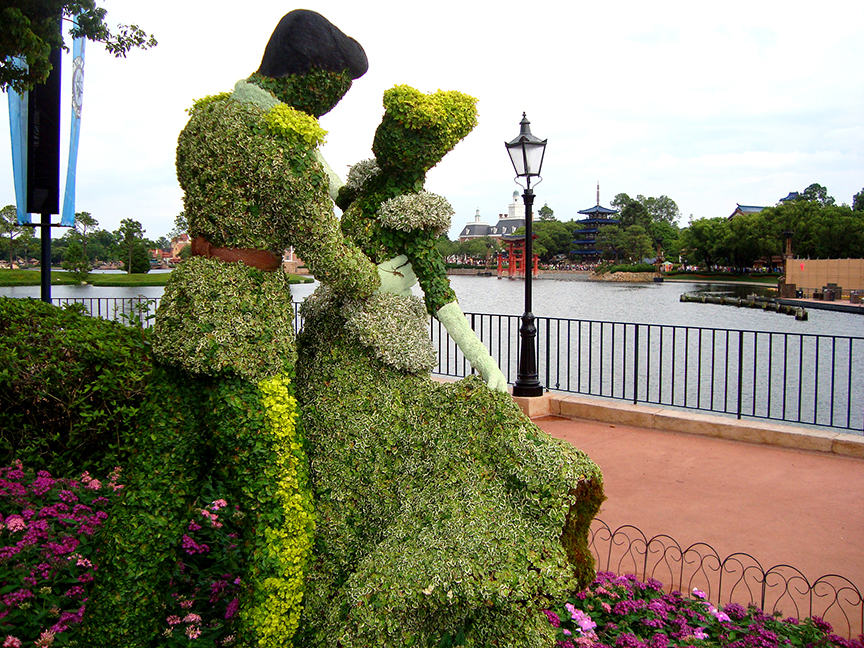 Epcot International Flower And Garden Festival 2014 At Walt Disney World Tips From The Disney