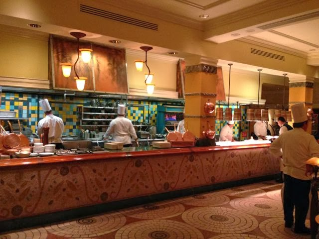 A Walt Disney World Dining Review: Citricos at The Grand Floridian