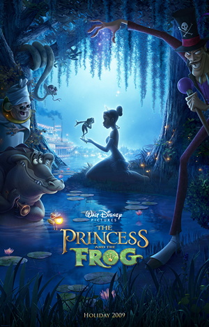 Throwback Thursday: Disney Family Movie Night: The Princess and the Frog