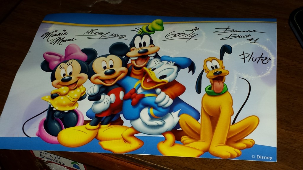 How to Receive Autographed Postcards from Your Favorite Disney Characters - Tips from the Disney Divas and Devos