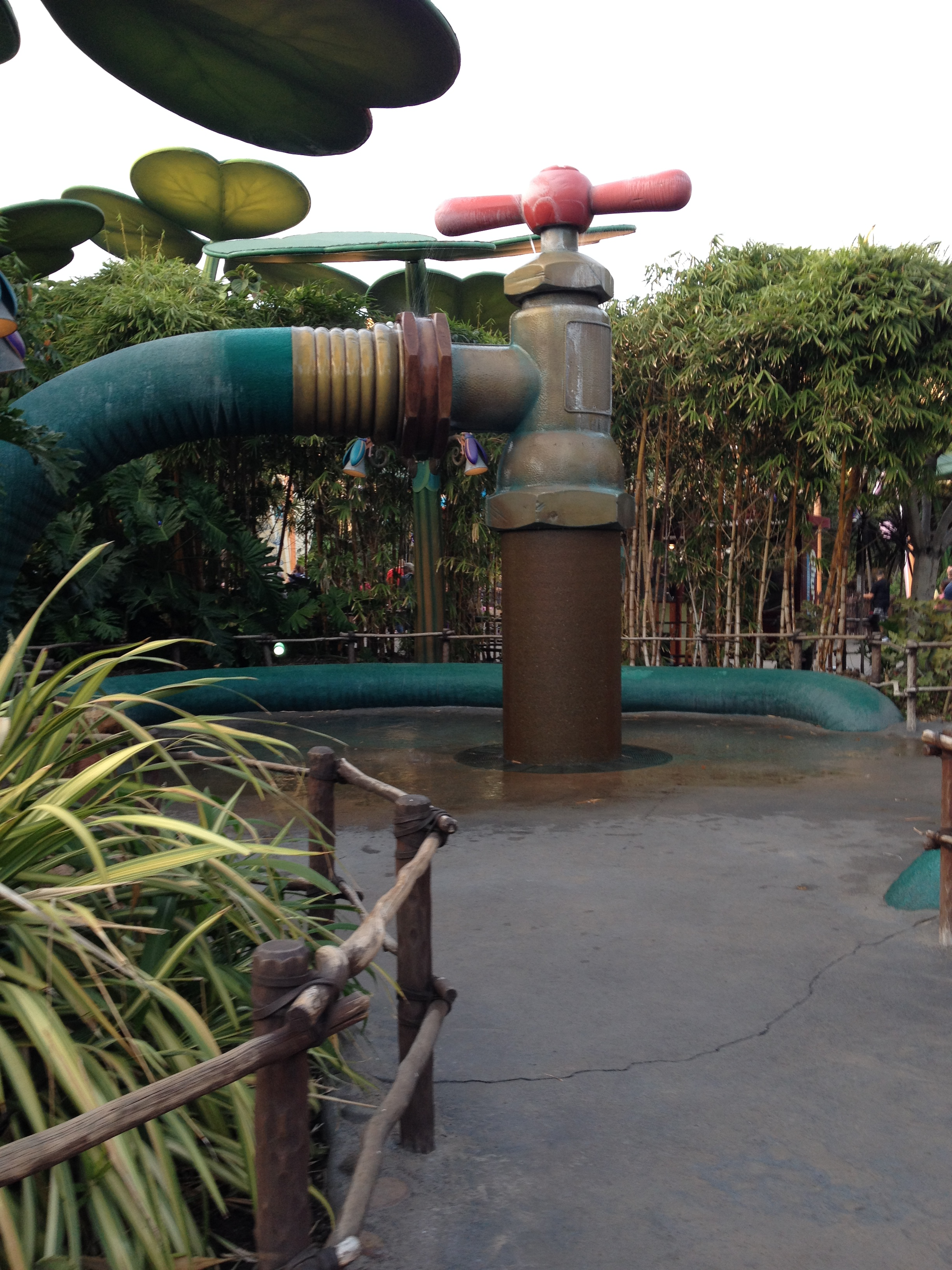 Beat the Heat Disneyland Style!
