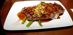 Eat an expensive steak, with FREE Dining!