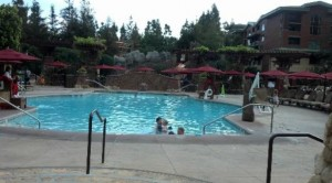 Pool at the Grand Californian