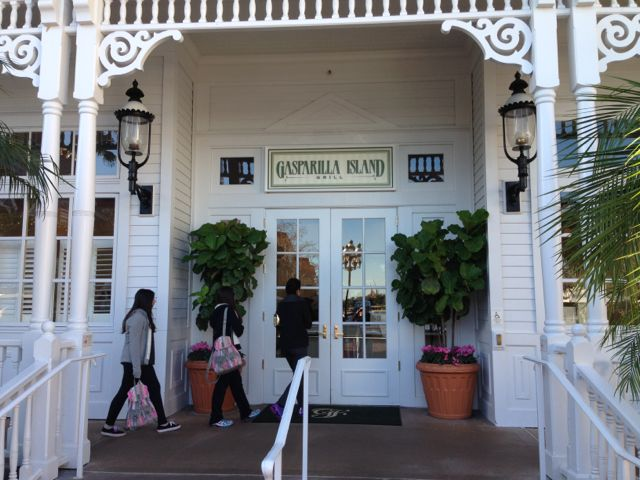A Review of Gasparilla Island Grill at Walt Disney World's Grand Floridian Hotel