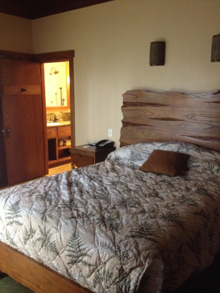 Treehouse Villas - Master Bedroom