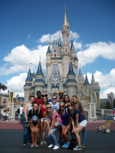 Nothing is better than a Disney Park with friends or family!