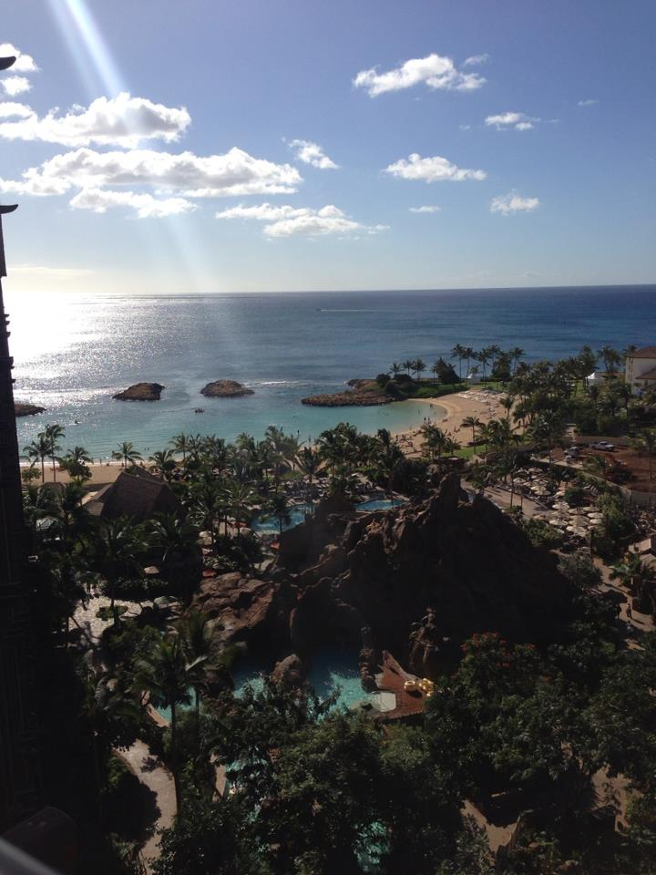 Disney Aulani – Hawaiian perfection!