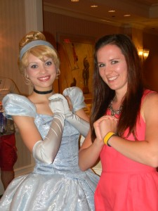 Cinderella at 1900 Park Fare