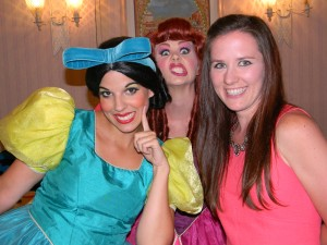 The Step Sisters at 1900 Park Fare