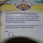 How to Receive FREE Autographed Postcards from your favorite Disney characters!