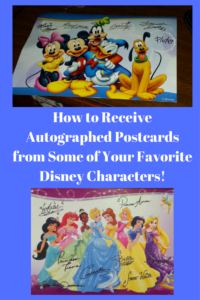 Everything You Need To Know About Receiving Autographs From Some Of Your Favorite Disney Characters!
