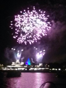 Wishes over Seven Seas Lagoon