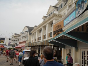 Walt Disney World's Boardwalk