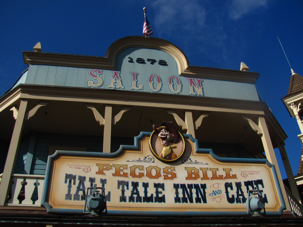 Pecos Bill at Walt Disney World's Magic Kingdom- A Must-Do For Every Disney Trip