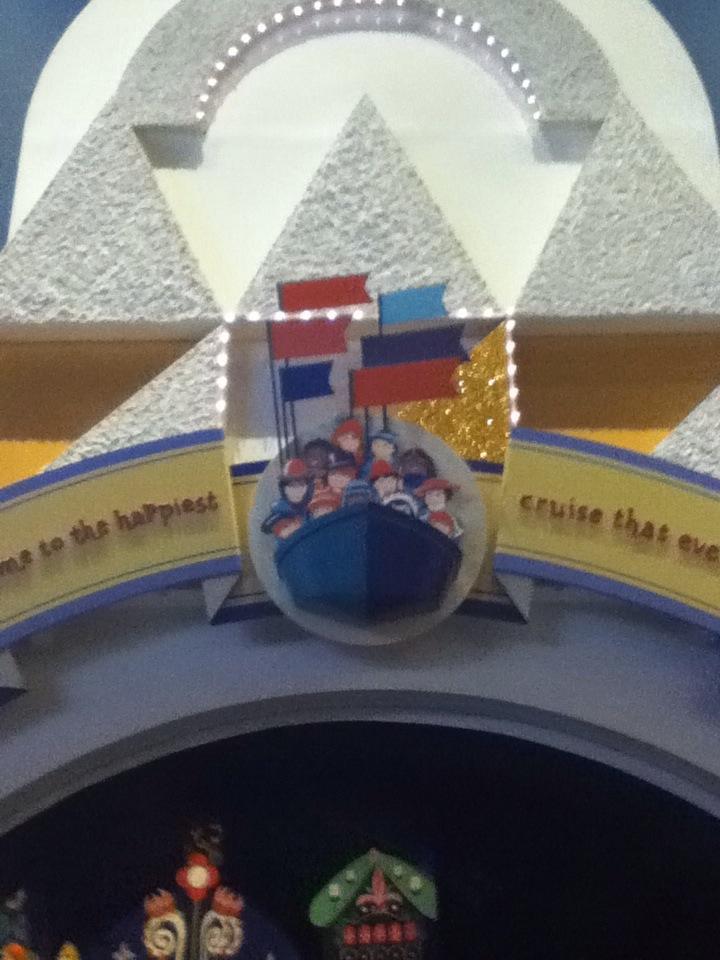 It's a Small World at Walt Disney World's Magic Kingdom