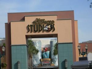 Archway in Disney's Hollywood Studios