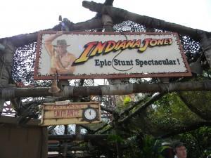 Indiana Jones Stunt Spectacular / Disney's Hollywood Studios