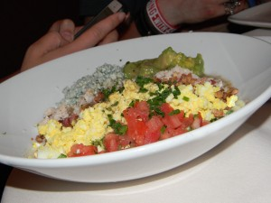 The Famous Cobb Salad / Disney's Hollywood Brown Derby
