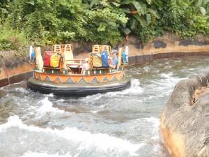 Kali River Rapids / Disney's Animal Kingdom