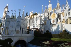 Disneyland's It's a Small World.