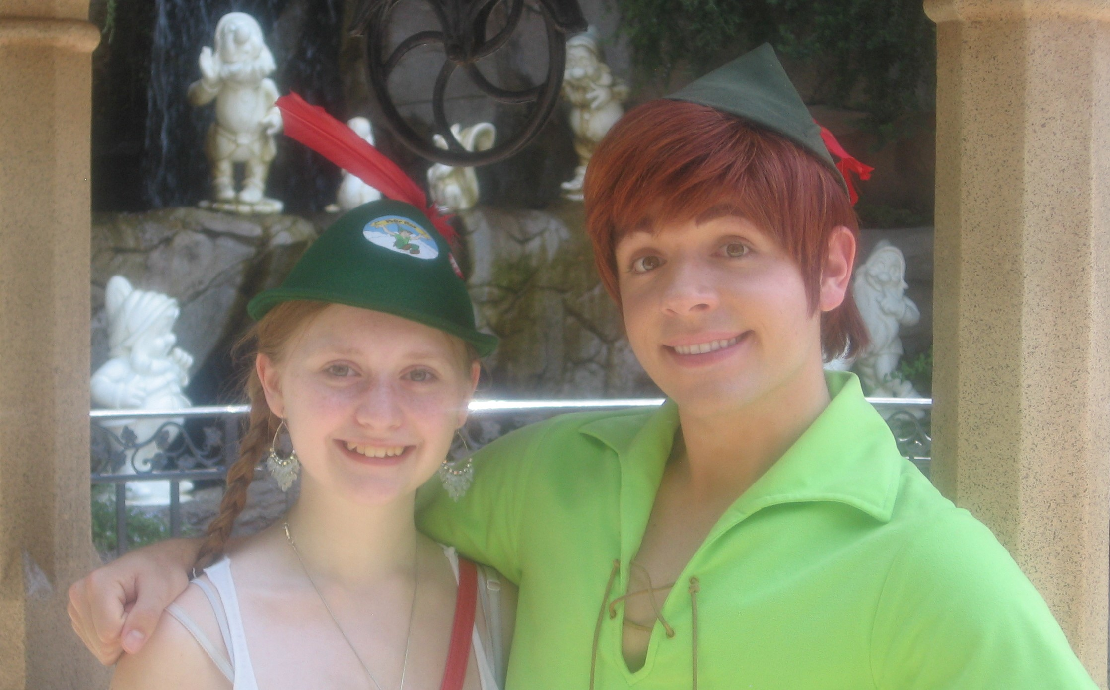 Meeting peter pan tips from the disney divas and devos meeting peter pan kristyandbryce Image collections