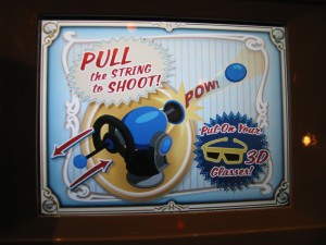 Sign in Toy Story Midway Mania
