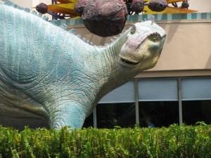 Disney's Animal Kingdom Dinosaur