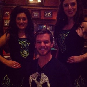 Raglan Road's Irish Dancers