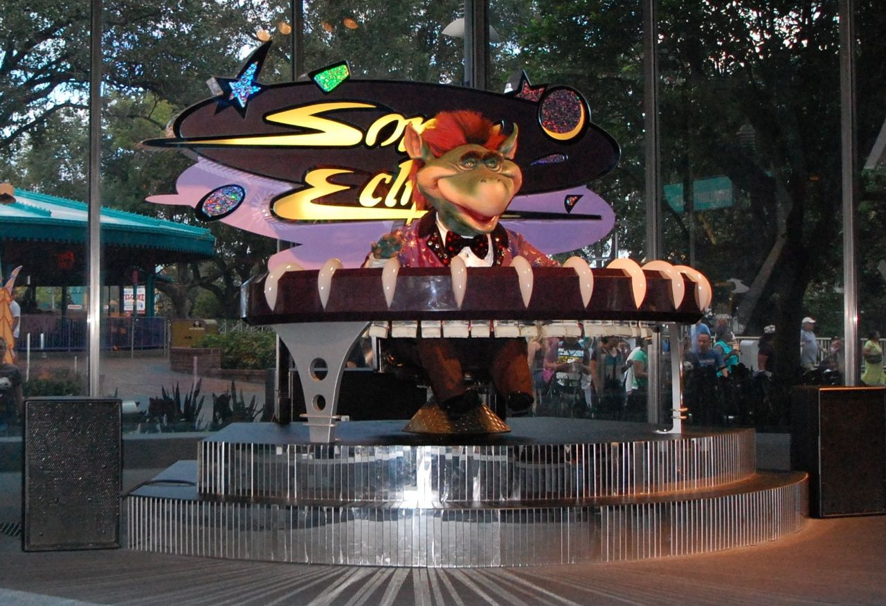 Sonny Eclipse-Now Appearing at WDW's Magic Kingdom!